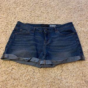 Aeropostale midi shorts